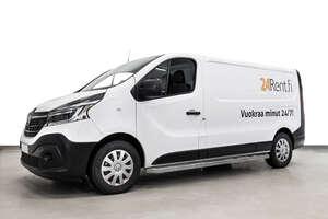 Vuokraa Renault Trafic 6m³