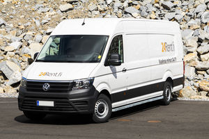 Vuokraa VW Crafter 16m³ automaatti