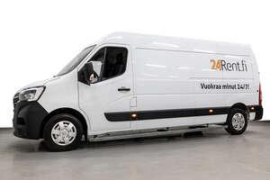 Vuokraa Renault Master 13m³
